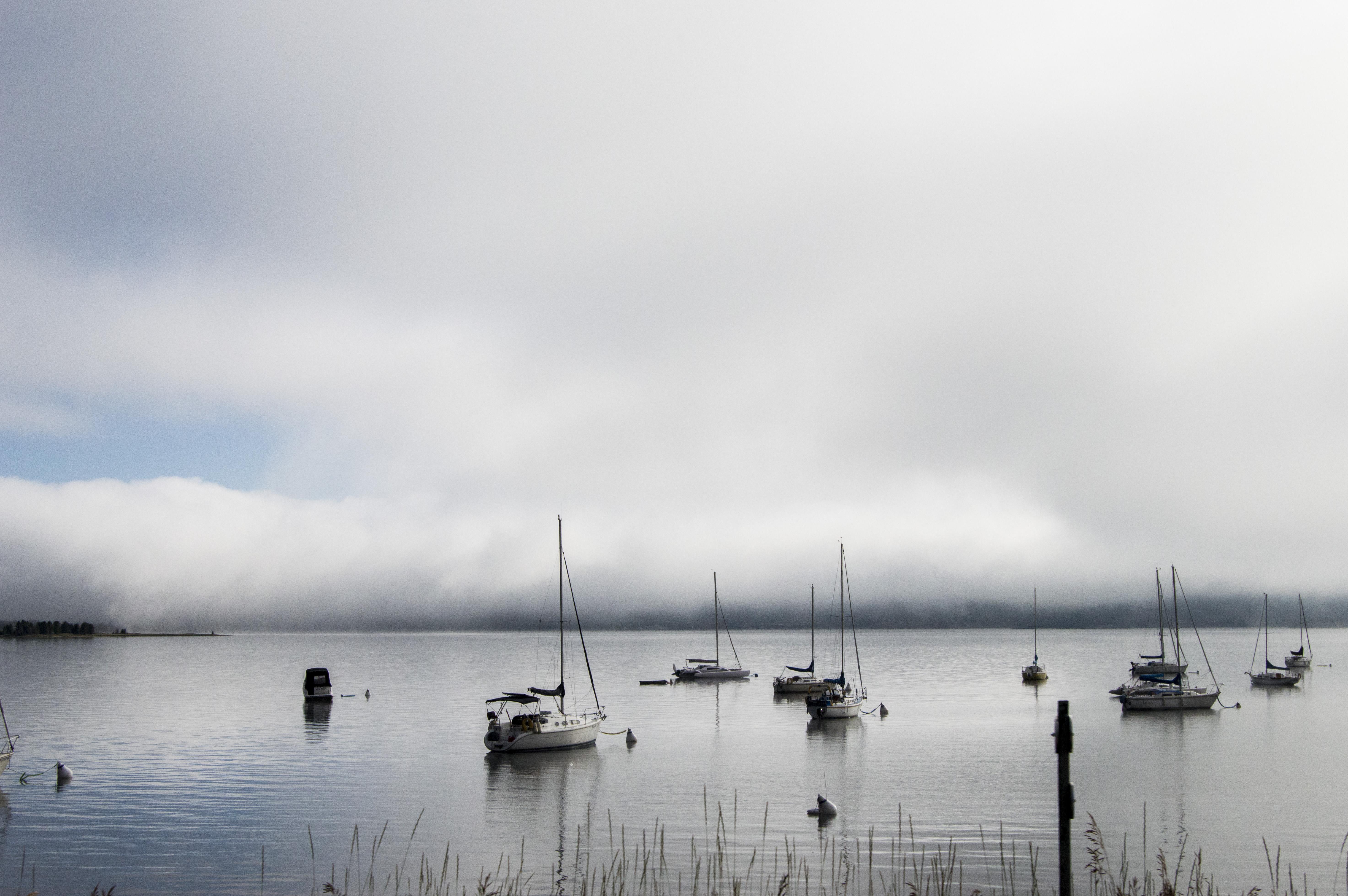 Lake Granby Colorado boats
