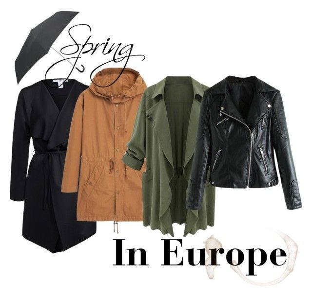 Rain or shine outerwear - What's in my suitcase