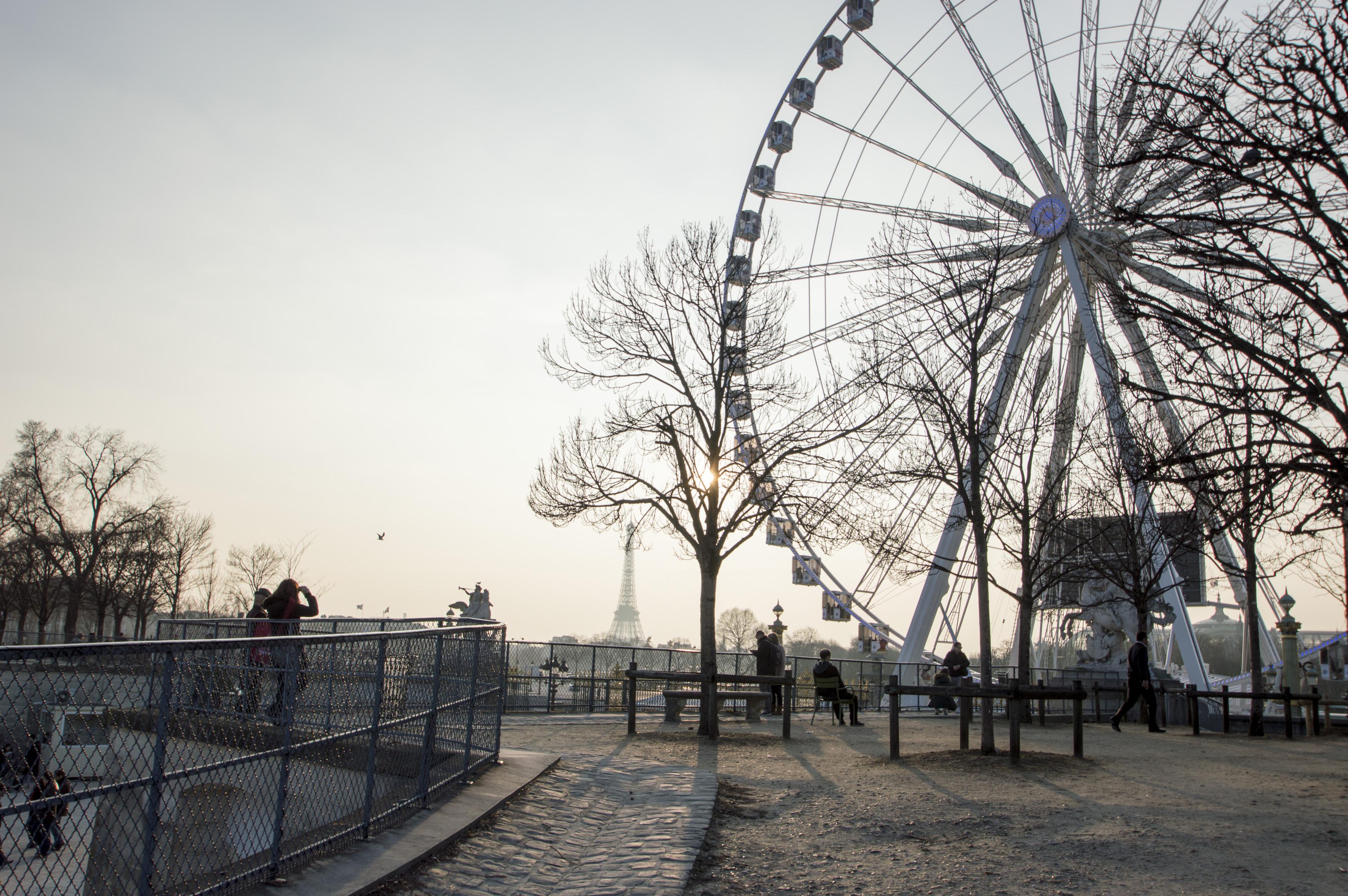 The City of Light - Paris, France
