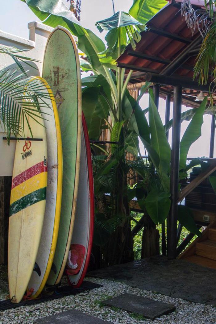 Staying at Casa Marbella in Santa Teresa, Costa Rica
