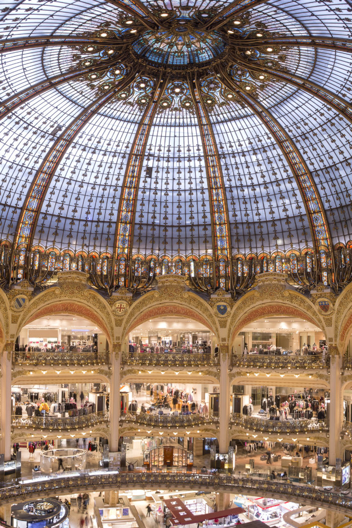 Win A €500 Shopping Spree at Galeries Lafayette