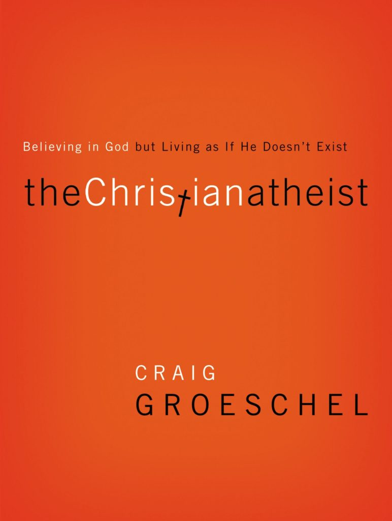 spirit-filled books christian books Craig groeschel self help books