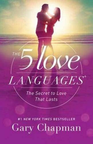 spirit-filled books christian books Gary Chapman 5 love languages