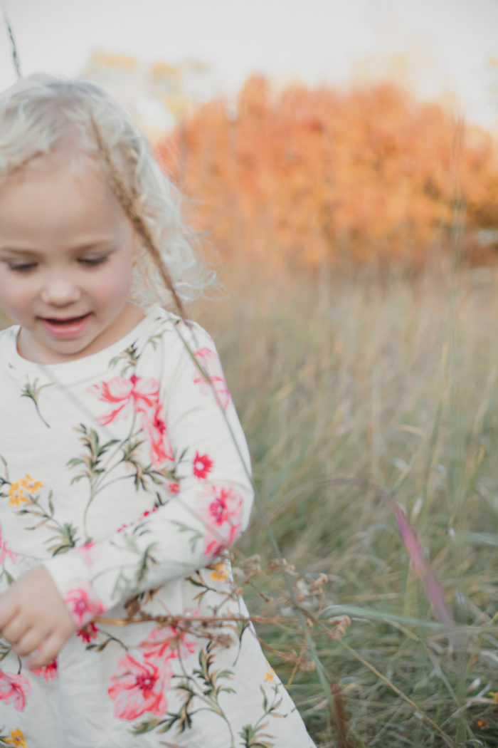 Nebraska Fall Family Portraits | Freely Mí Photography